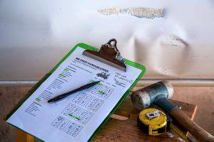 Versicherung Unfall Reparaturkosten