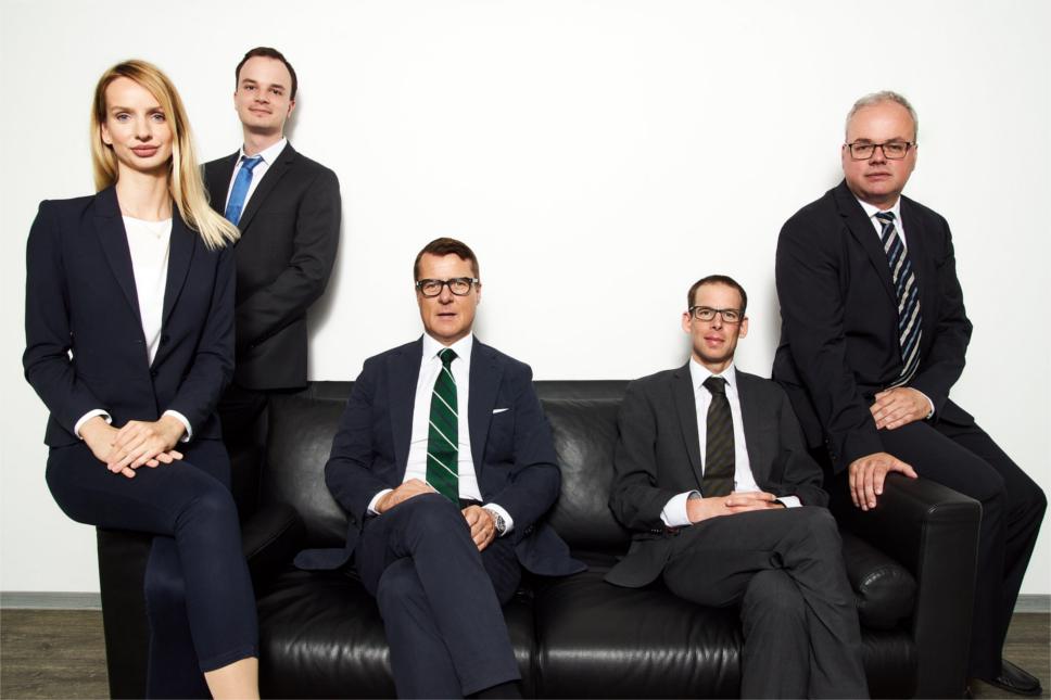 Rechtsanwälte der Kanzlei PS/Rechtsanwälte für Verkehrsrecht